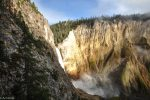 Yellowstone National Park, Wyoming, USA - Lower Falls