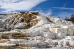 Yellowstone National Park, Wyoming, USA - Mammoth Hot Springs